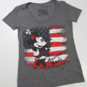 Disney Store Minnie Mouse Shirt Size XS